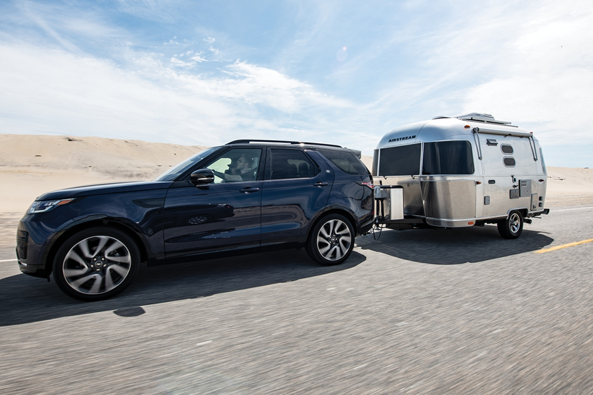 Airstream Revives Bambi and Caravel Silver Bullet Trailers