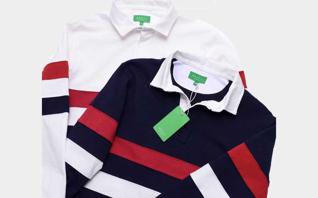 American Trench rugby shirt