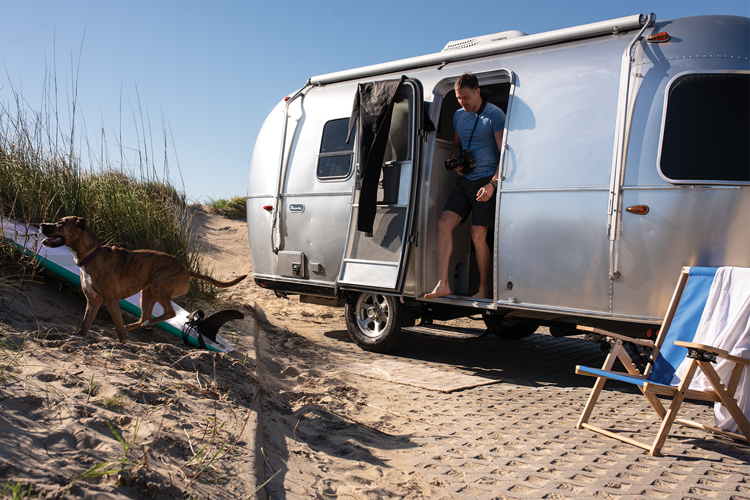 Airstream Releases New Bambi Silver Bullet Trailer