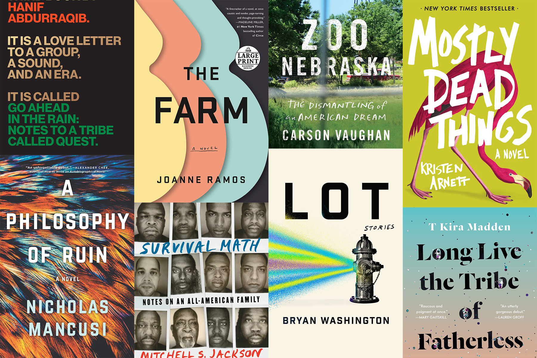 The 25 Best Books of the First Half of 2019 - InsideHook