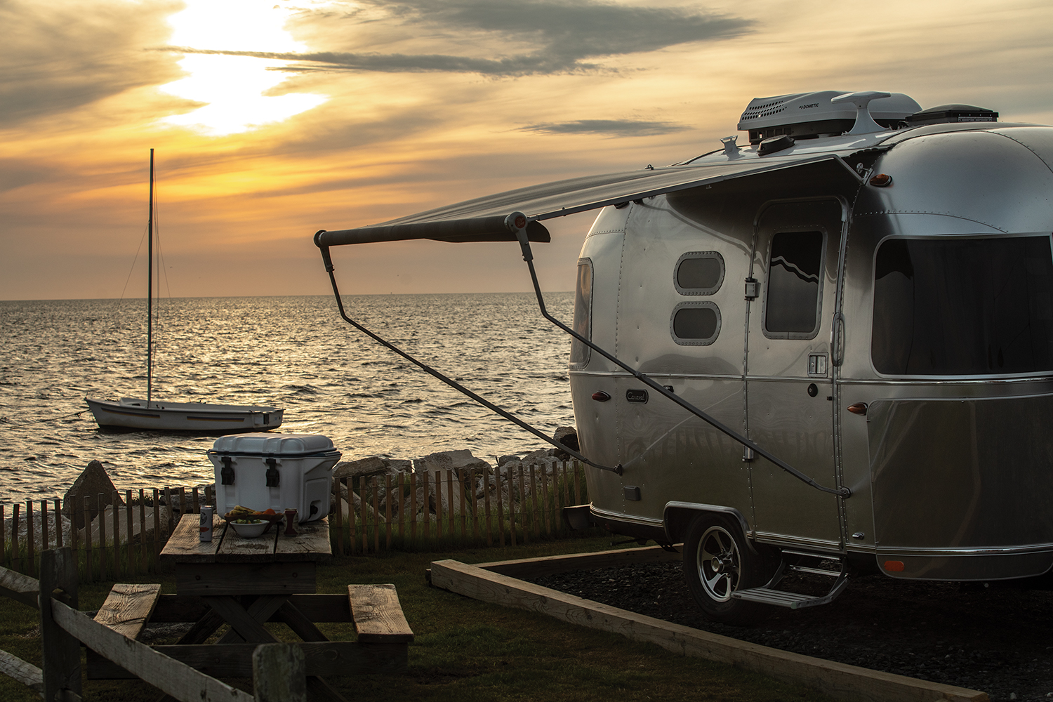 Airstream Releases New Caravel Silver Bullet Trailer