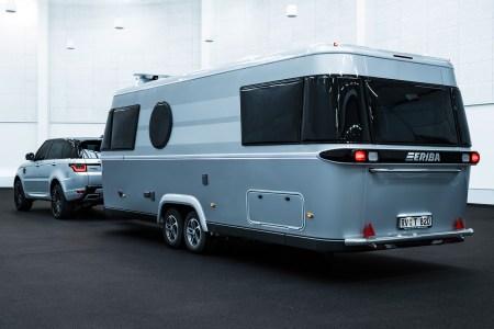 Eriba Touring 820 Camping Trailer Airstream