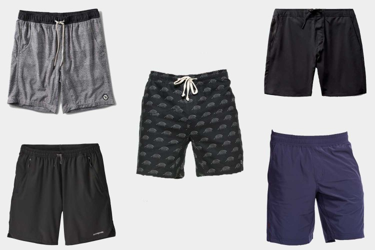 The 10 Pairs of Gym Shorts Our Staff Swears By