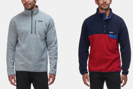 Get Classic Patagonia Pieces On Sale Now. We Don't Need to Tell You Why.