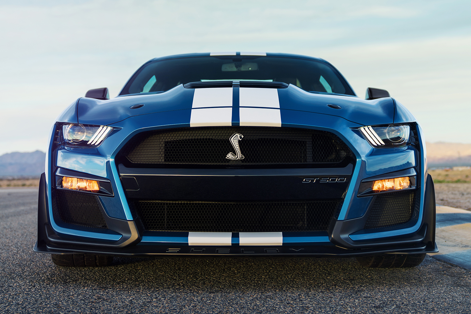 Ford Finally Reveals How Powerful the 2020 Mustang Shelby GT500 Will Be