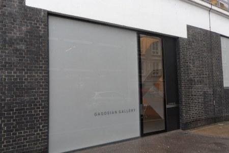 Gagosian Gallery, London