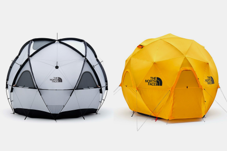 North Face Geodome 4 Tent