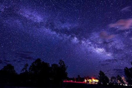 """Grand Canyon Anointed World's Newest """"Dark Sky Park"""""""