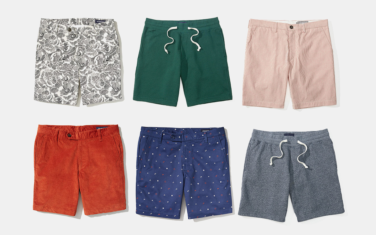 Jomers Is Now Selling $32 Shorts. Act Fast. - InsideHook