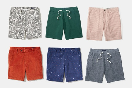 Jomers Is Now Selling $32 Shorts. Act Fast.