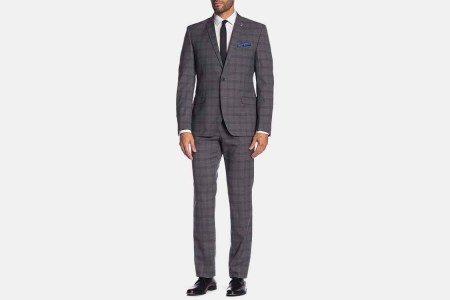 Save Up to $250 on Suits from Perry Ellis, Savile Row and More
