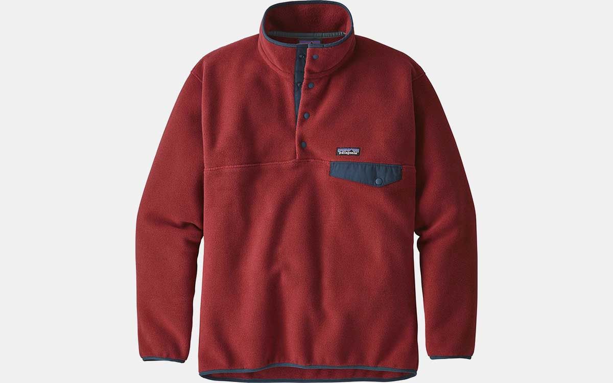 The Famous Patagonia Fleece Is $50 Off