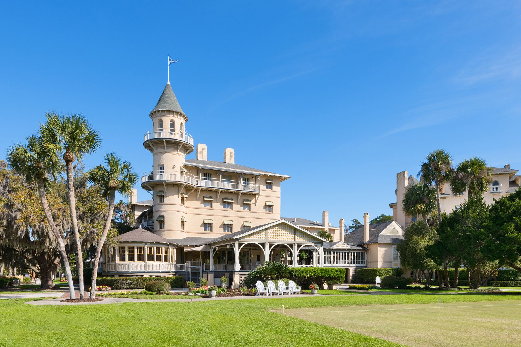 Jekyll Island Club Resort Georgia
