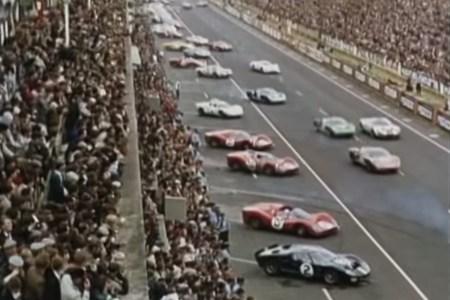 This Time Tomorrow YouTube Ford v Ferrari