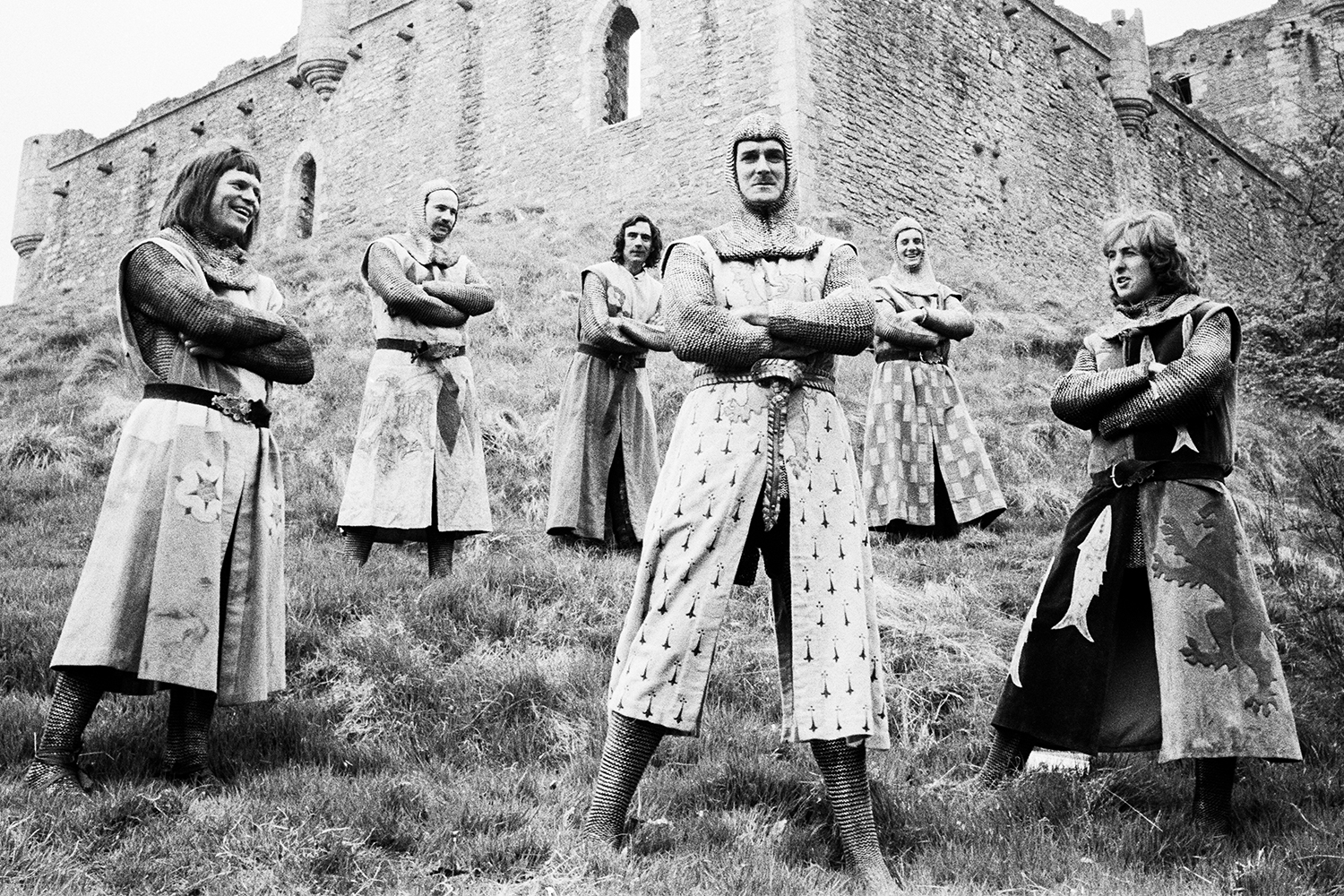 New Monty Python Radio Special for 50th Anniversary