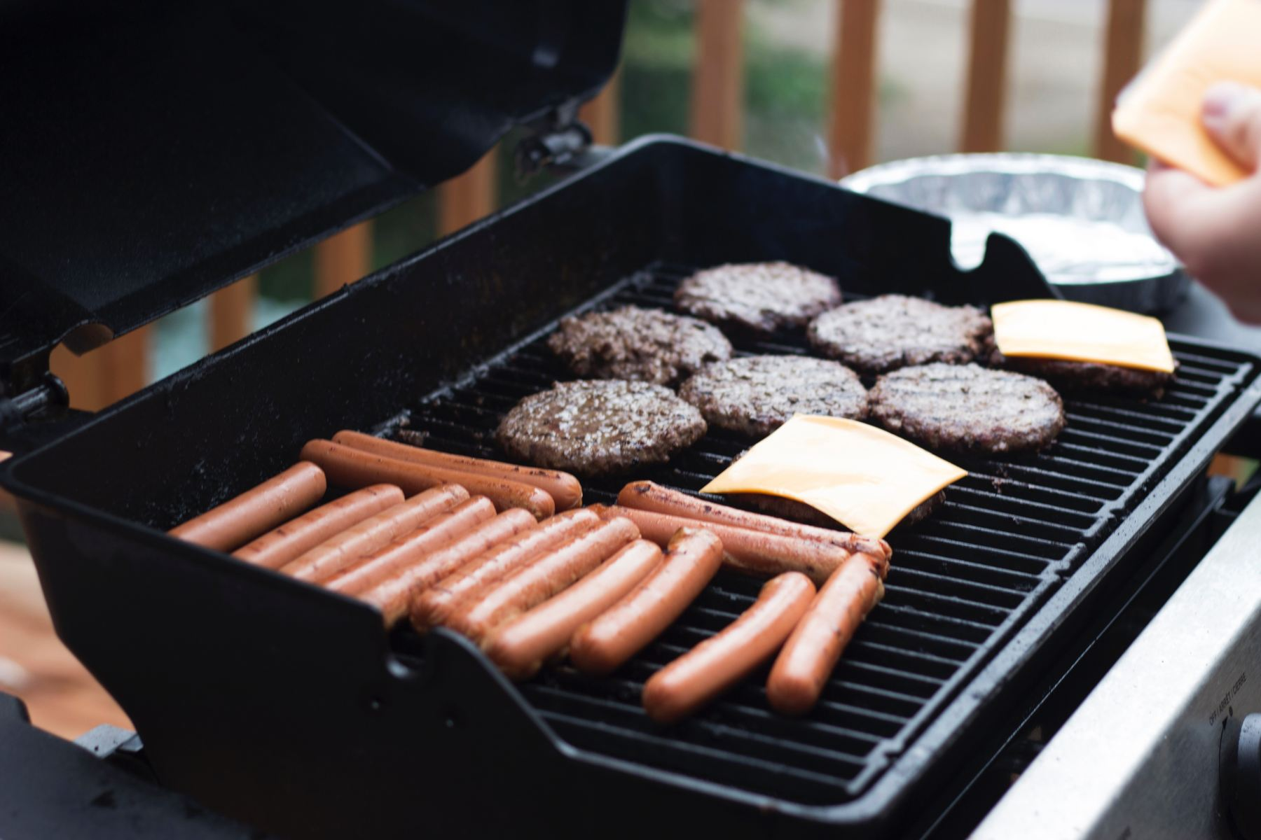 Is your July 4 cookout a cancer risk?