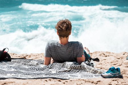How do you enjoy the sun while preventing skin cancer?