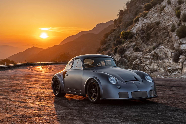 Porsche 356 RSR Outlaw Emory Motorsports