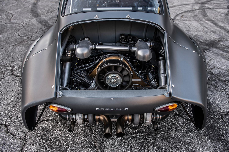 Emory Motorsports Porsche Outlaw