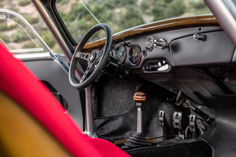 Porsche Momo 356 RSR Outlaw Emory Motorsports