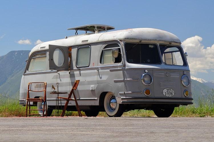 Porsche Camper Auctions Mecum Monterey