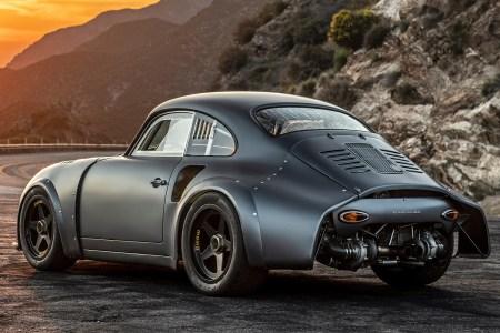 Custom Porsche 356 RSR Emory Motorsports Outlaw