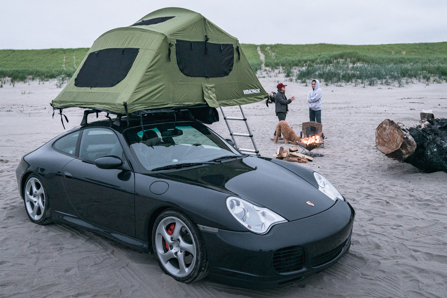 How To Car Camp In A Porsche According To A Guy Who Does Insidehook