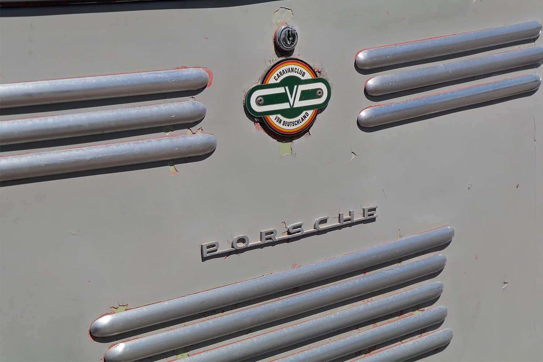1955 Porsche Tempo Mikafa Sport Camper Auction