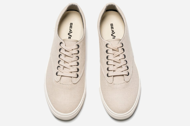 SeaVees 08/63 Hermosa Plimsoll Sneakers Sale