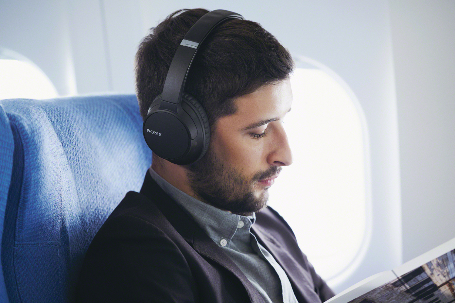 Sony WH-CH700N Wireless Noise-Canceling Over-Ear Headphones Sale