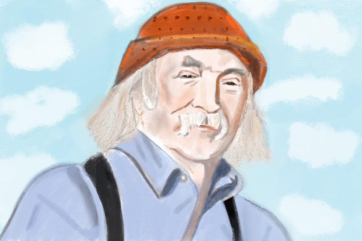 David Crosby (Leah Odze Epstein for InsideHook)