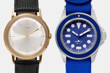 Mr Porter Watch Sale Unimatic Timex