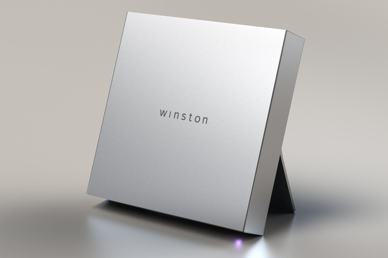Winston Online Privacy Device Kickstarter