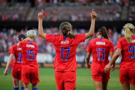 US Women's National Team World Cup 2019