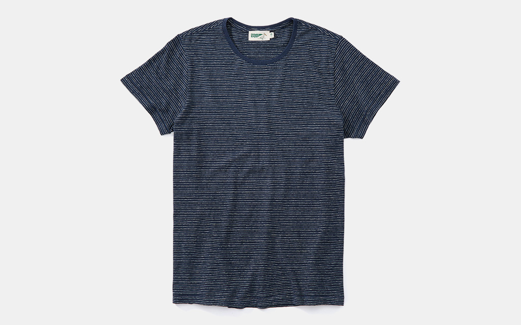 Deal: Save on Soft, Sustainable Basics from Huckberry's Surf Brand