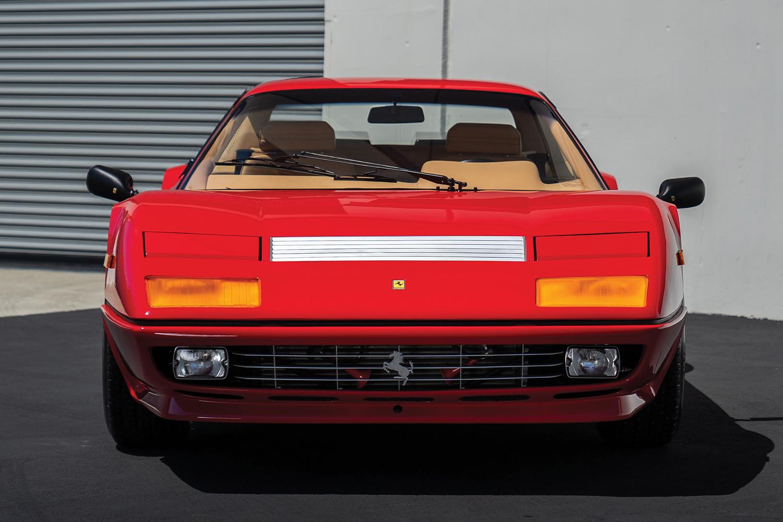 1984 Ferrari BB 512i Auction Monterey RM Sotheby's