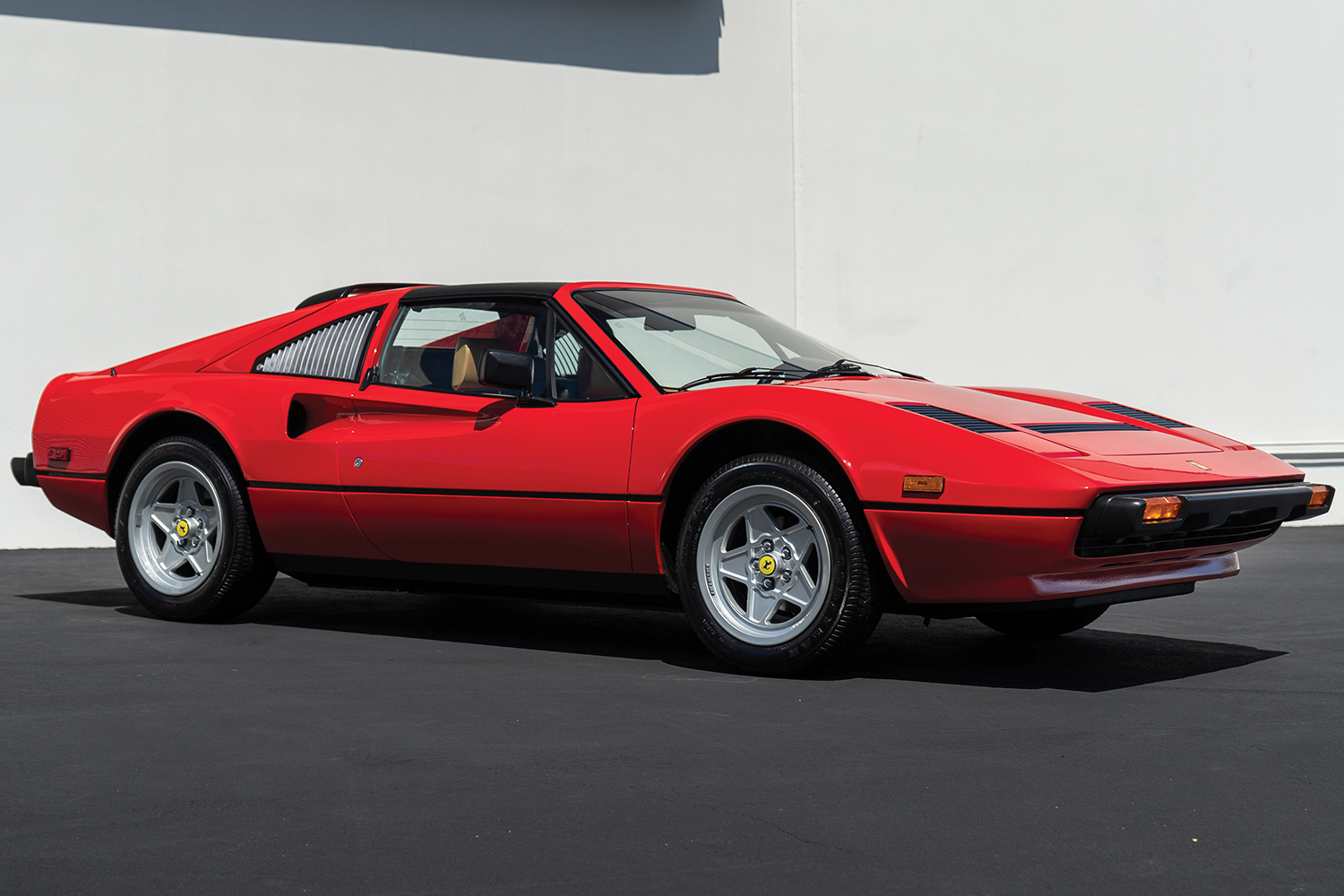 1985 Ferrari 308 GTS Quattrovalvole Auction Ming Collection