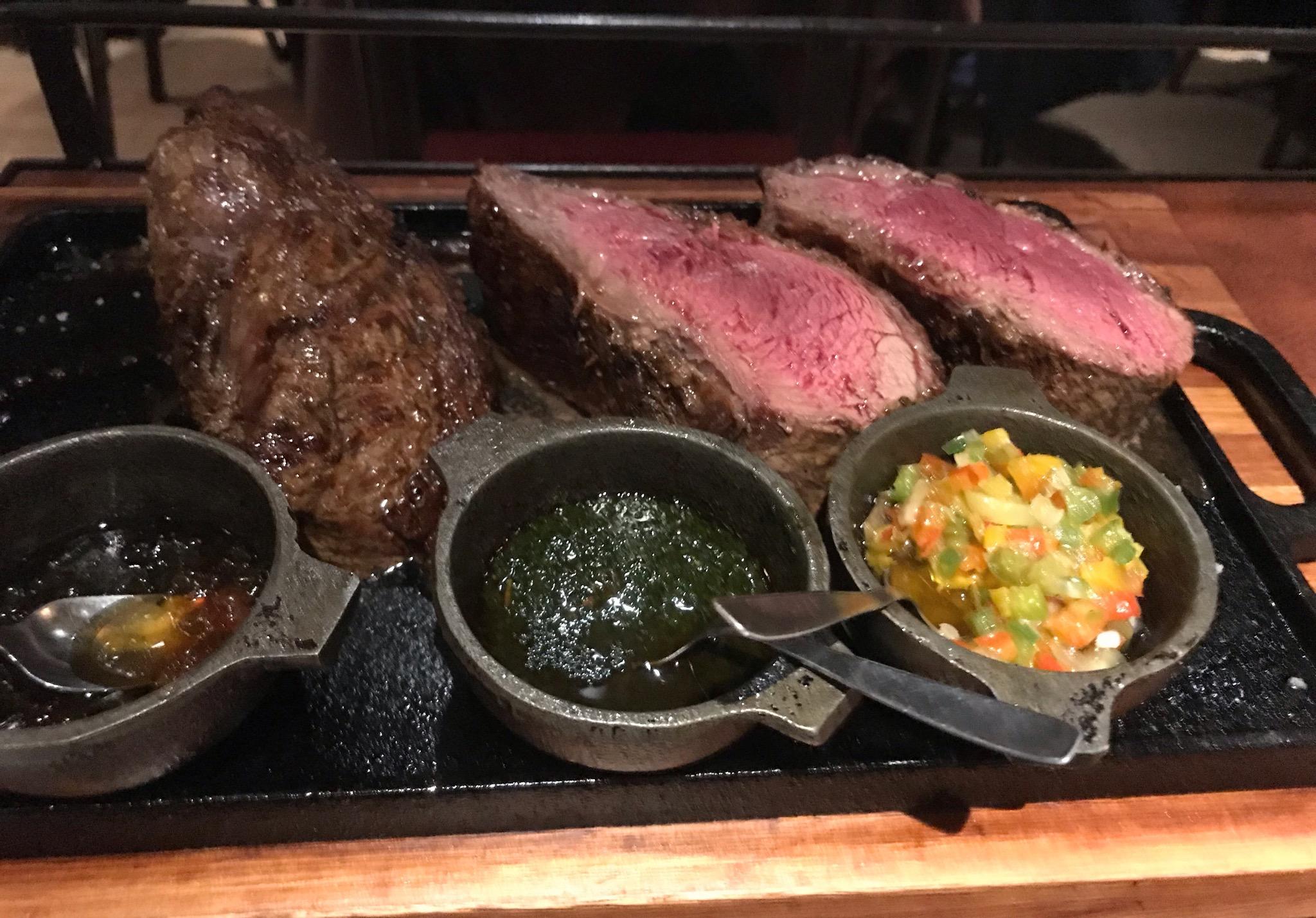 La Pecora Nera Steak