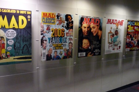 MAD covers