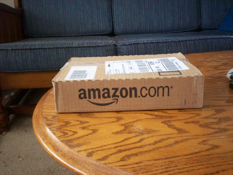Package from Amazon
