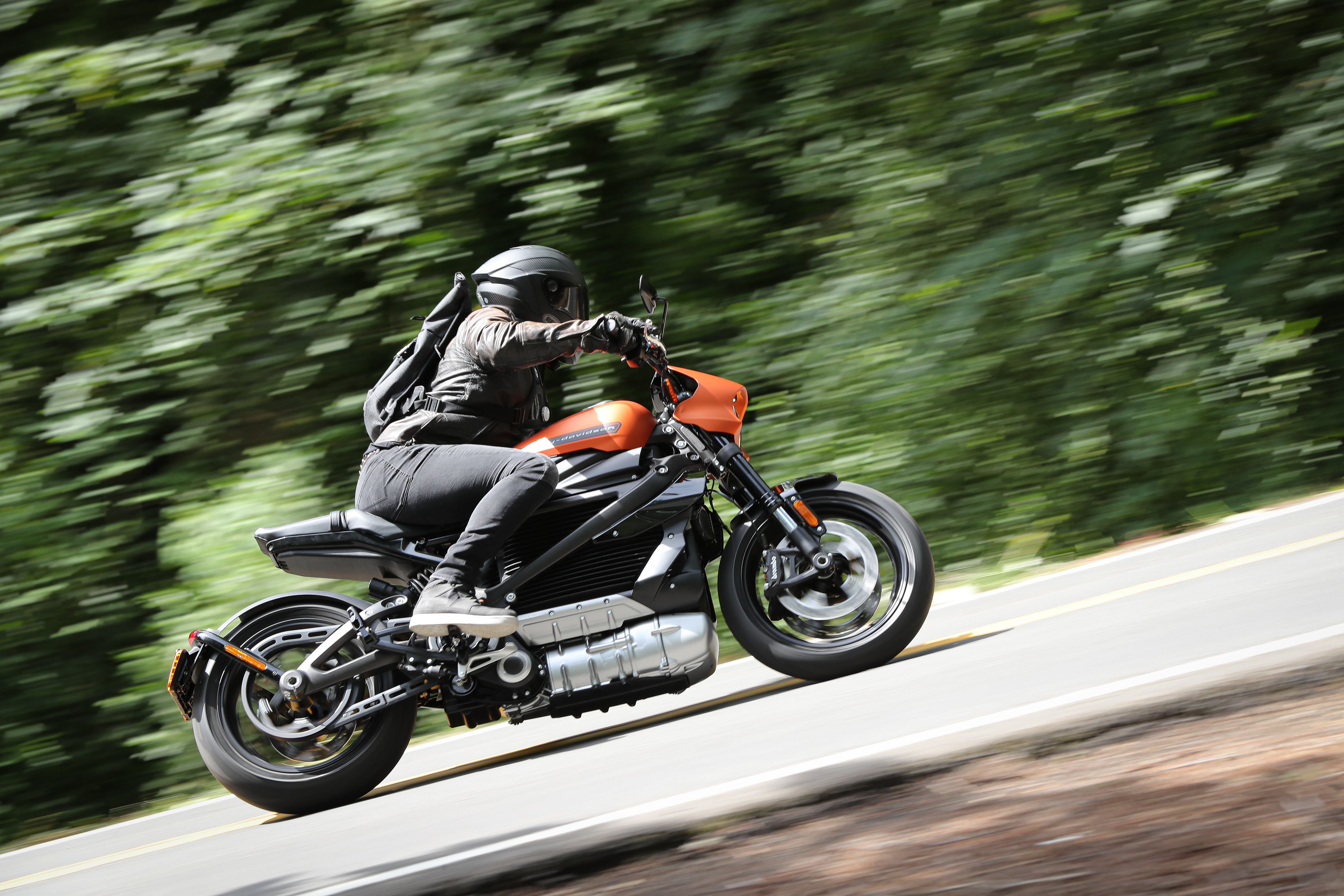 Review: Harley-Davidson's First Electric Motorcycle, the