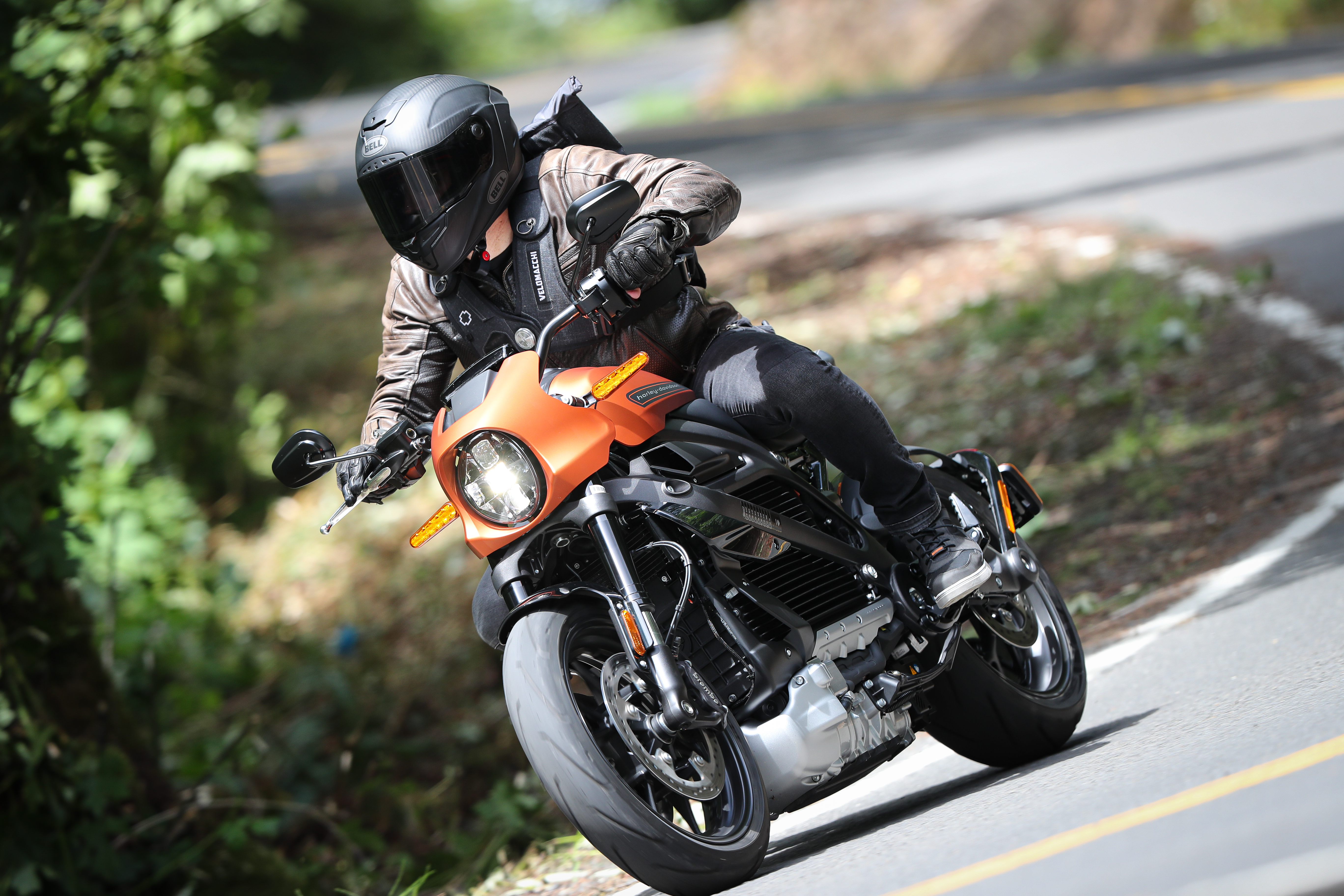 Review: Harley-Davidson's First Electric Motorcycle, the LiveWire