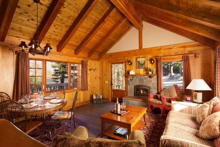 California Lakeside Lodges