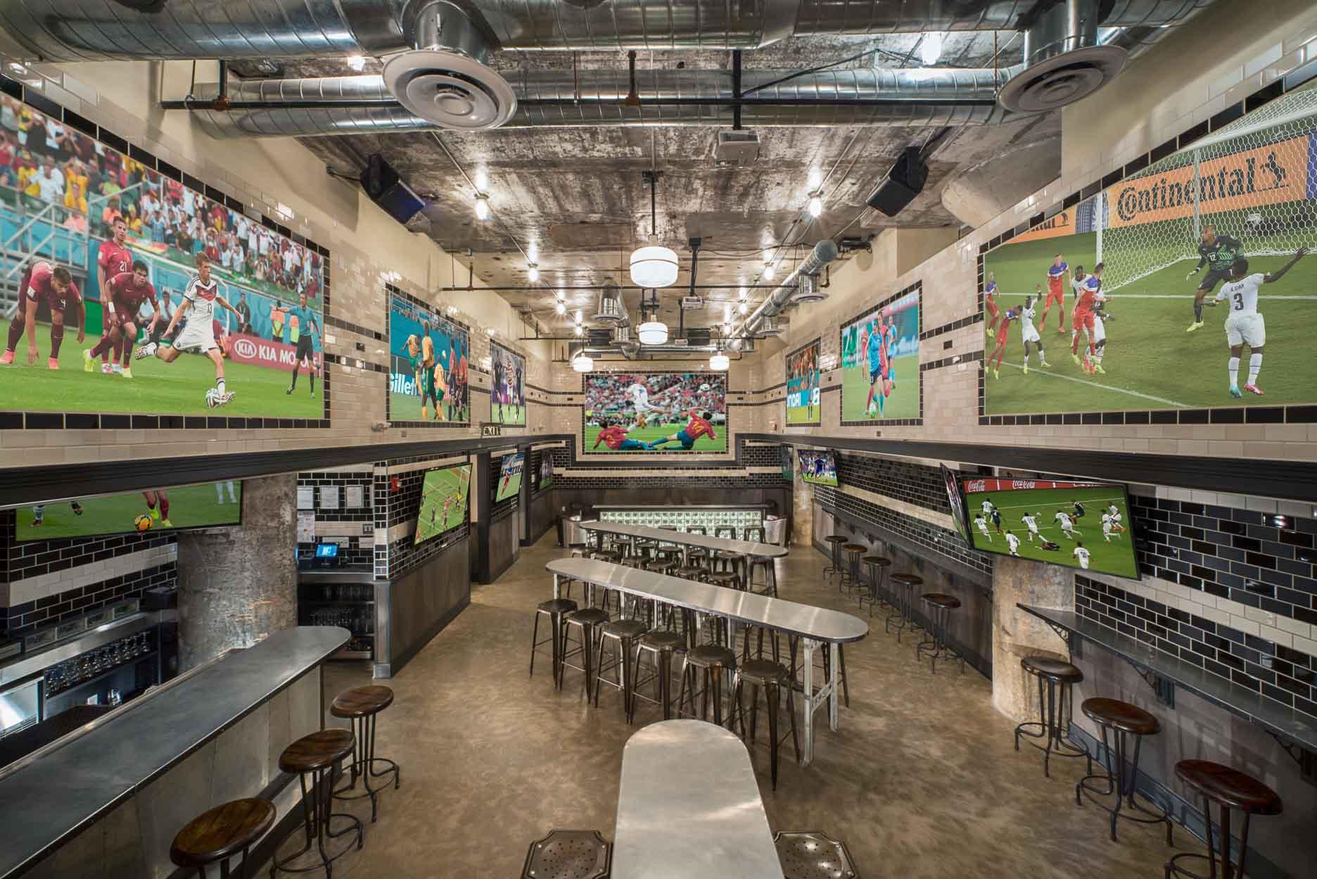 Dock FC DC Soccer Pub Guide