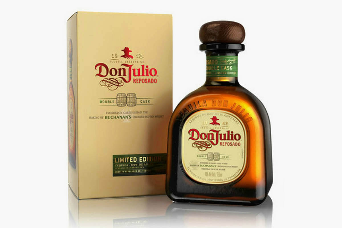 Don Julio Double Cask Buchanan's