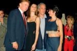 Epstein's connection to Trump is well documented, but his network was much broader