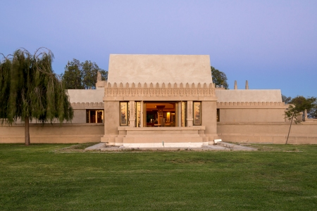 Hollyhock House Best Frank Lloyd Wright Buildings California