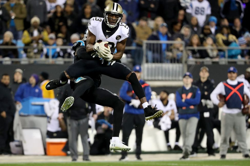 Michael Thomas Signs Extension With Saints