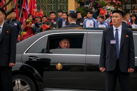 Kim Jong Un cars