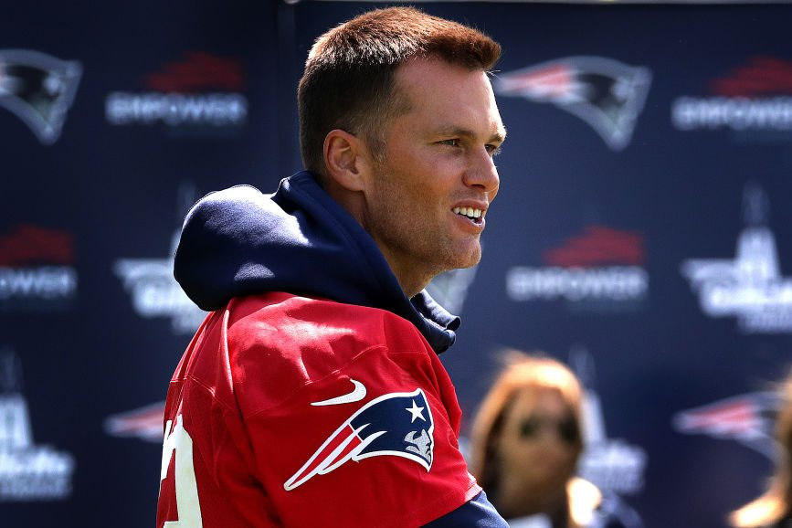 Tom Brady's Contract Extension Finalized With New England Patriots